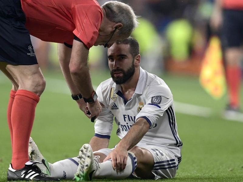 """Real Madrid, Carvajal : """"J'espère jouer la finale de Ligue des champions à Cardiff"""""""
