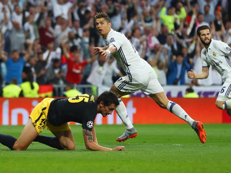 Ronaldo keeps getting better – Asensio lauds Madrid star