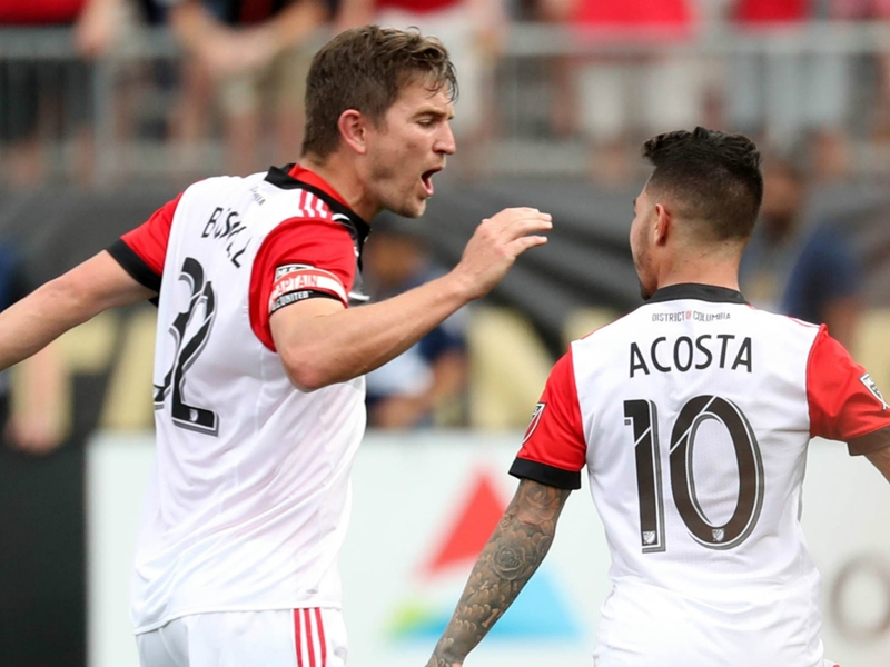 D.C. United makes big gains — Goal's Week 9 MLS Power Rankings