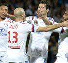 Résumé de match, Lyon-Montpellier (5-1)
