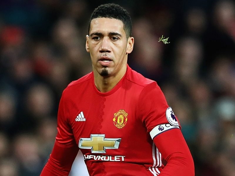 I've nothing to prove to 'frustrated' Mourinho - Smalling