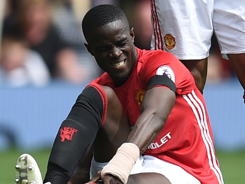 Bailly risks Mourinho's wrath after breaking social media ban