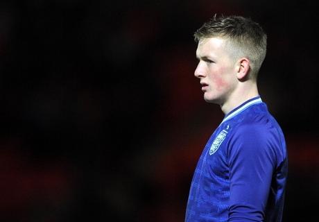 United Kepincut Kiper Muda Sunderland