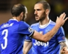 Chiellini hails 'dream' Juventus display