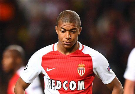 Monaco condemn Mbappe approaches