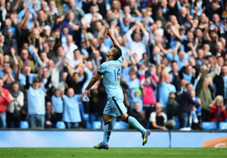 Hart: Aguero is a big-game player