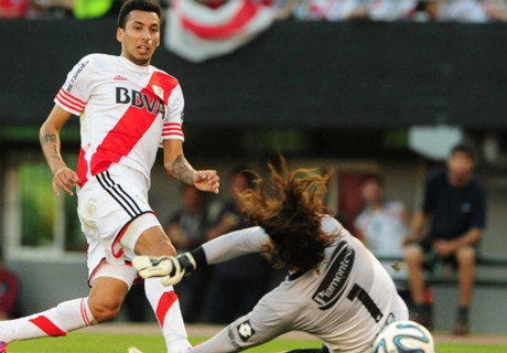 Argentina: River 3-0 Belgrano