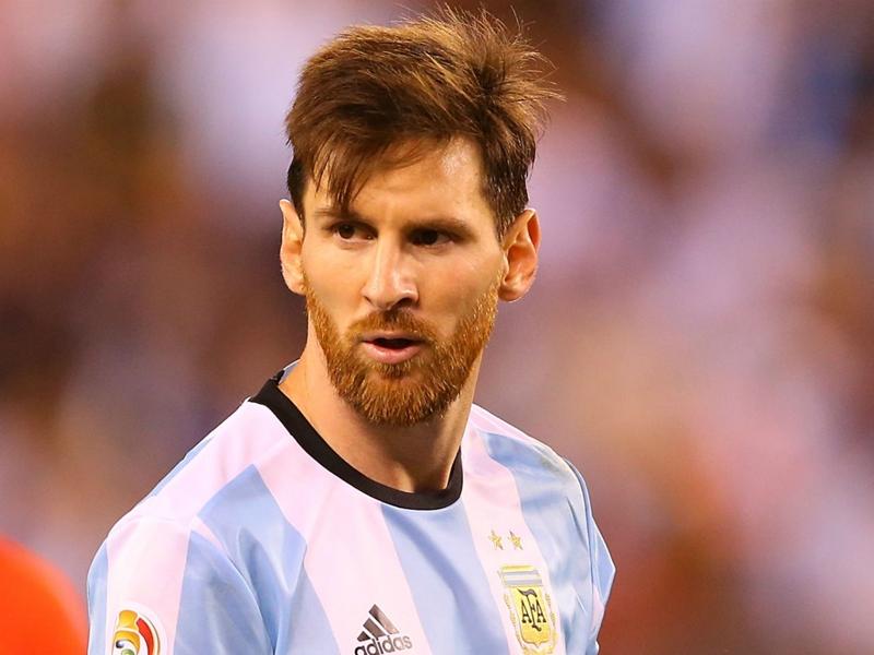 Messi team optimistic after FIFA ban appeal