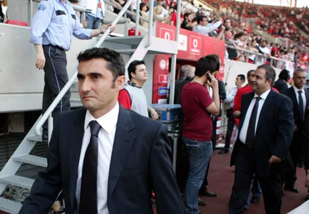 ESP, Valence - Valverde nouvel entraineur