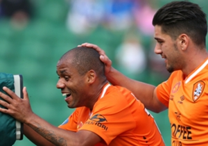 Henrique thought he had done enough to earn Brisbane Roar a point out west