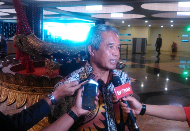 Djohar mengungkapkan Indonesia menjadi tuan rumah Piala AFF U16, U-19, dan Futsal.