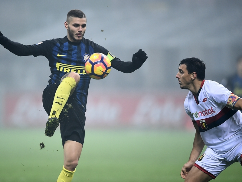 PREVIEW Serie A Italia: Inter Milan - Genoa
