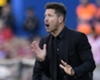 Simeone tired of future questions