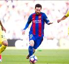 Messi op één, Dost in achtervolging