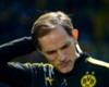 Tuchel: Dortmund 'not finished'
