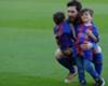 Lionel Messi Thiago Mateo Barcelona Villarreal LaLiga 06052017