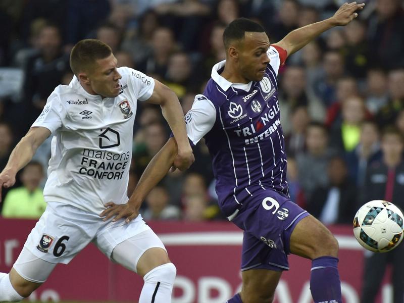Toulouse-Caen (0-1), Caen s'offre une bouffée d'oxygène