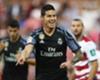 Real Madrid begint zonder James Rodríguez