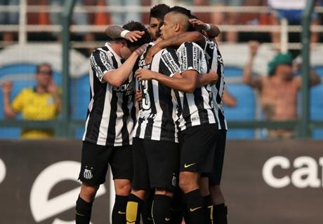Santos vai jogar na Vila pela CdB