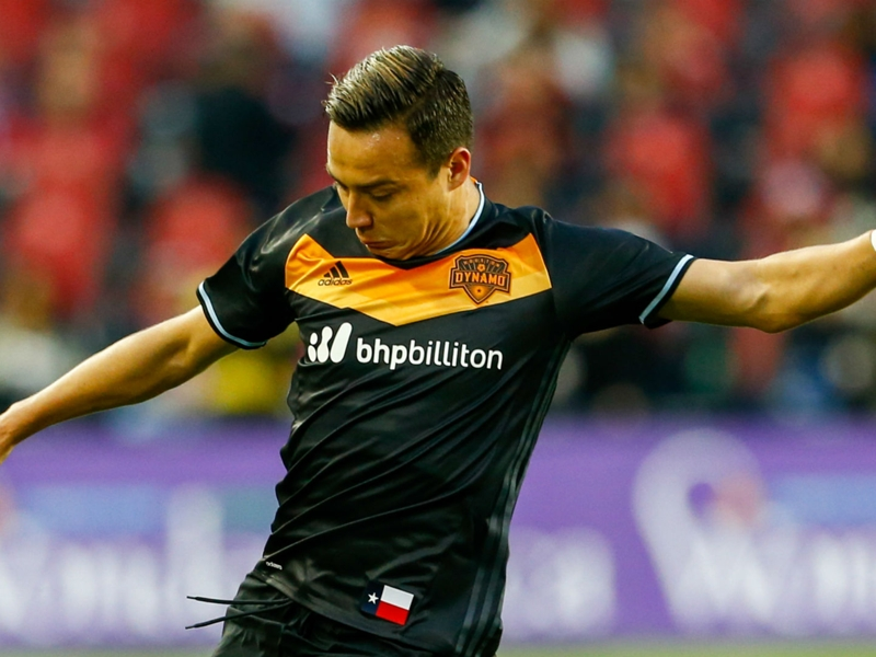 Dynamo forward Erick Torres sidelined with concussion