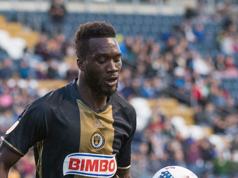 WATCH: Sapong hat trick leads Union to first victory of MLS season