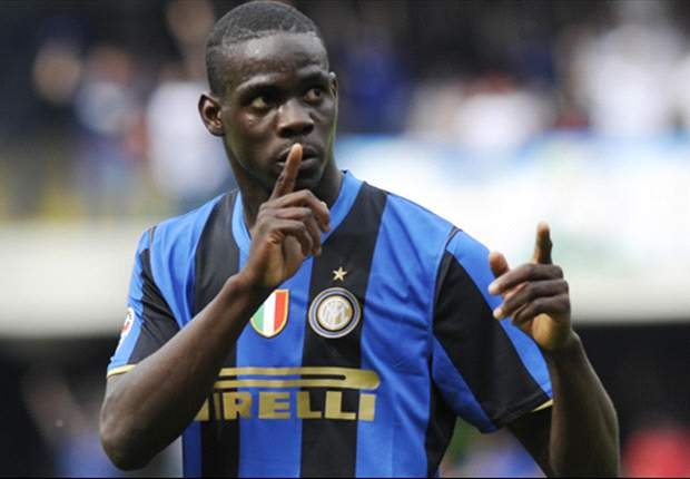 Report: West Ham United Looking To Loan Inter's Mario Balotelli