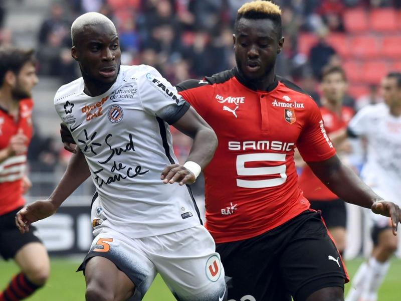 Rennes-Montpellier (1-0), Mubele donne la victoire à Rennes