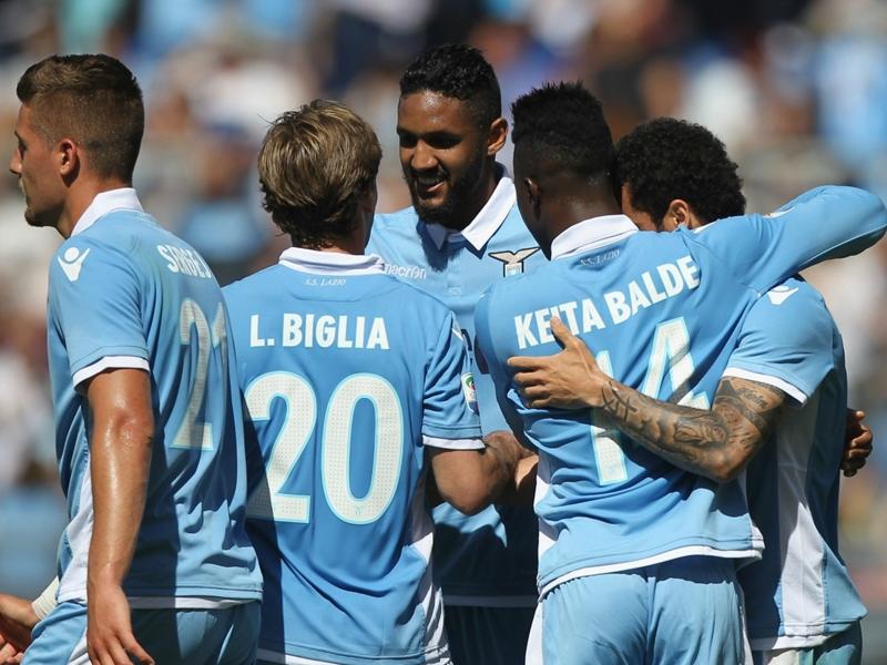 Immobile et la Lazio se baladent face à la Sampdoria et se dirigent vers l'Europe