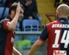 Genoa 1 Inter 0: Pandev strike sinks old club as Candreva pays the penalty
