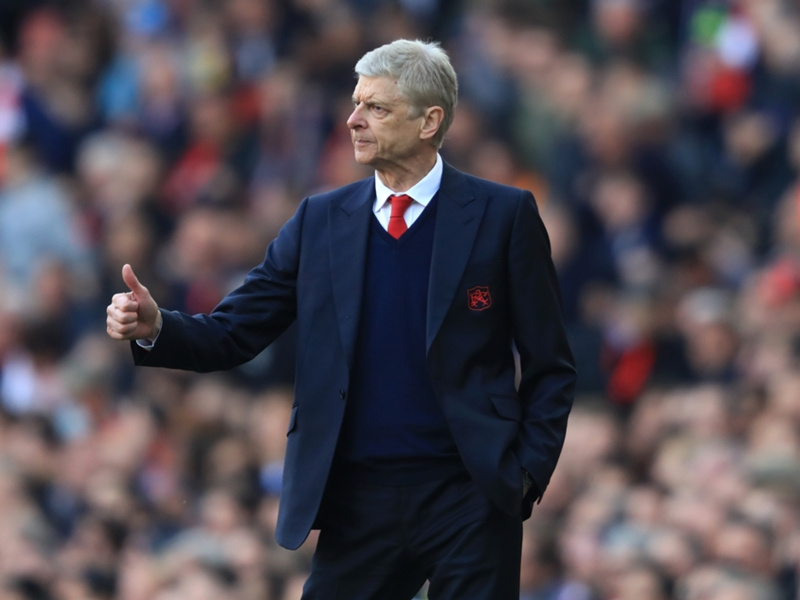 Wenger: I've turned down every club in the world to stay at Arsenal