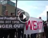 ► Nueva manifestación contra Wenger