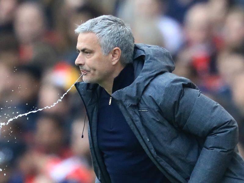 Mourinho mocks Wenger: You think I enjoy Arsenal not winning big trophies?