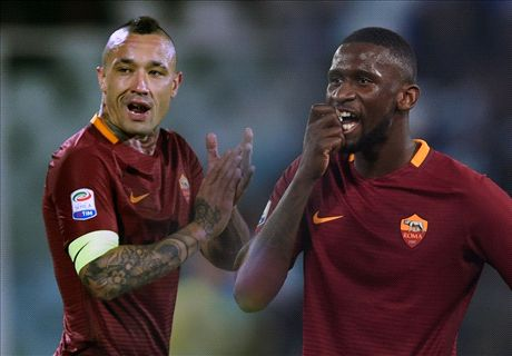 RUMOURS: Chelsea want Roma duo