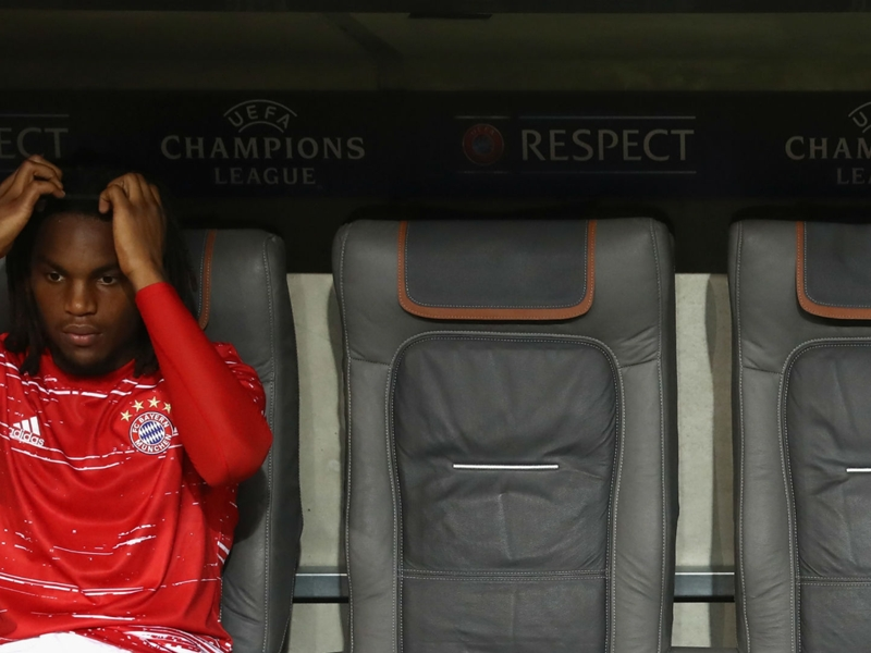 'I want to play more' - Sanches frustrated with debut season at Bayern Munich