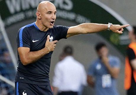 Mondial U20 - Les Bleuets assurent la première place et affronteront l'Italie