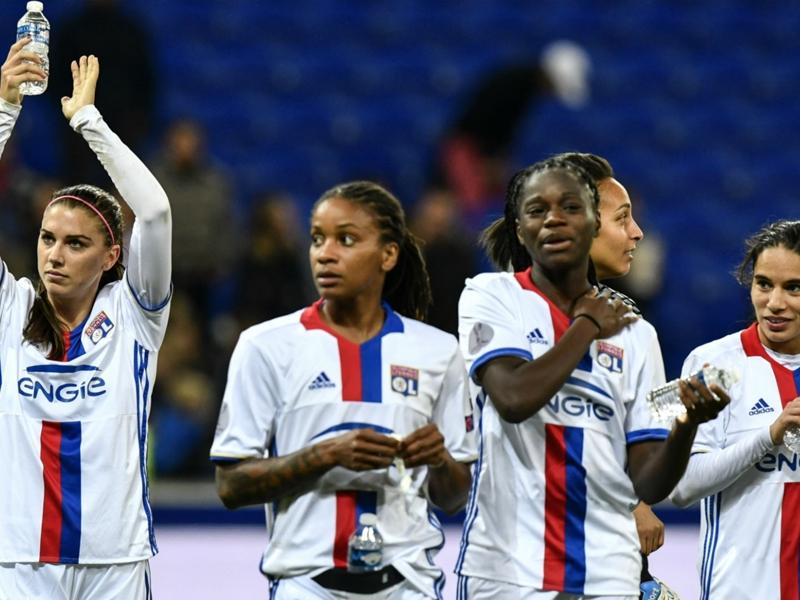 L'OL champion de France féminin