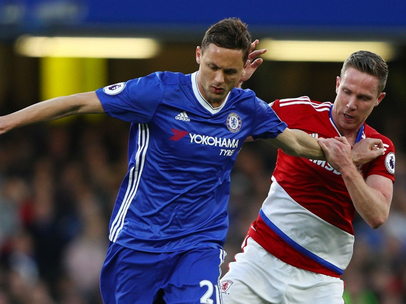 Manchester United sur Matic