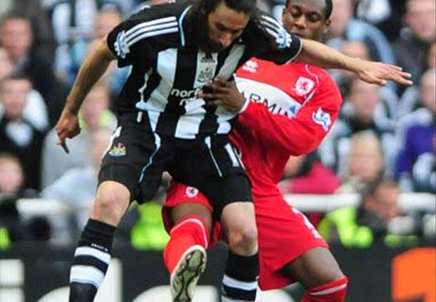 Barcelona's Lionel Messi: Newcastle Winger Jonas Gutierrez Is One Of The Best Players In The Premier League