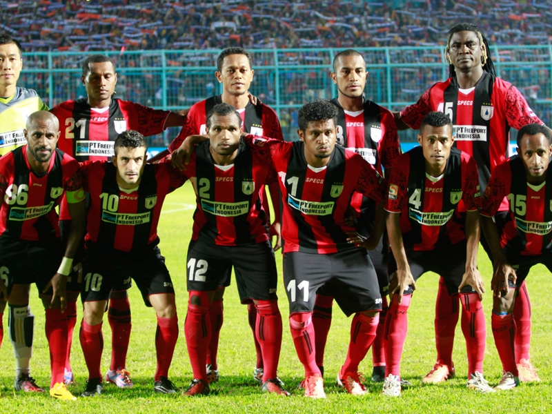 PREVIEW Indonesia Super League 2014: Persipura Jayapura – Arema Cronus