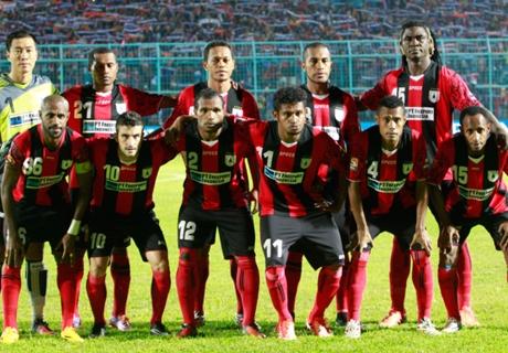 FT: Persipura 1-0 Semen Padang