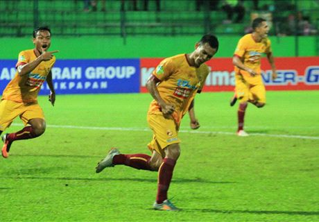 FT: Sriwijaya FC 0-0 Madura Utd