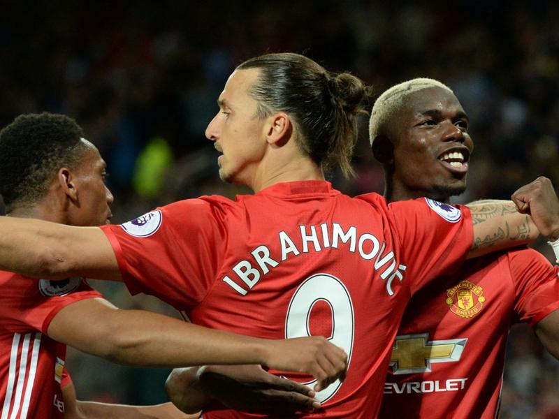 Manchester United dévoile ses maillots pour la saison 2017/2018