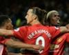 Ibrahimovic 'here to help' Man Utd