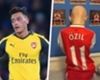 Ozil hosts cancer-stricken fan