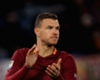 Dzeko out of crucial Roma-Juve game