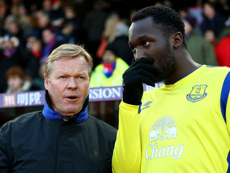 I'm not an easy guy to manage - Lukaku