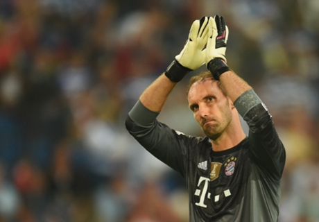 Starke adds to Bayern's keeper crisis