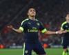 Alexis equals Van Persie with Southampton goal