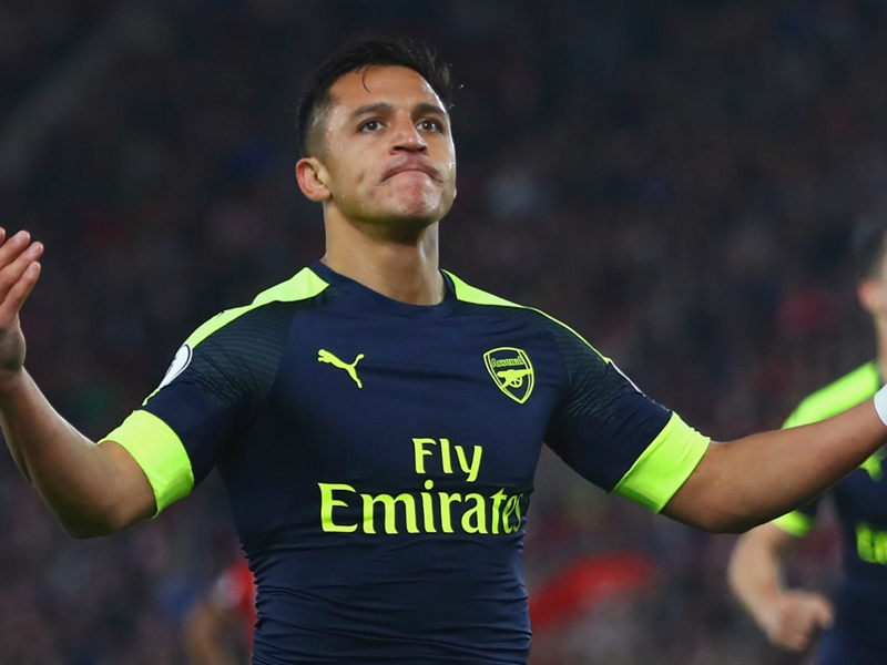 Alexis worth £300,000-a-week contract at Arsenal as Ramsey runs the midfield again