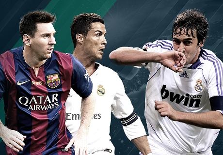 Messi & CR7: Nicht von dieser Welt